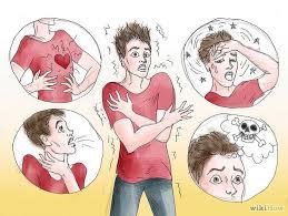 signes physiques de l'anxiété