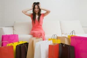 achats compulsifs : ils doivent faire consulter un psychiatre qui vous adressera éventuellement à un psychologue