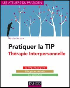 thérapie interpersonnelle aftip creatip psychiatre psychologue tip livre ouvrage de référence