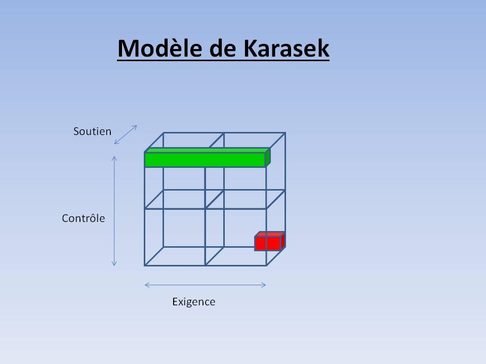 burnout: modele de Karasek tcc tip