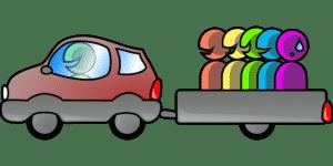 grève dans les transports : coping adaptatif face aux conséquences psychiques