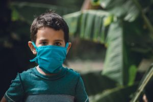 expliquer à un enfant le coronavirus ou le covid et le confinement