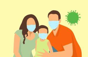 coronavirus: comment expliquer à son enfant le covid le confinement et la quarantaine?