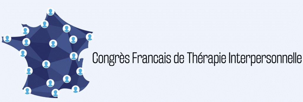 congres français de thérapie interpersonnelle TIP