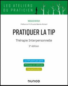 thérapie interpersonnelle livre